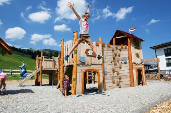 Haus Scheiblauer - fun for the kids
