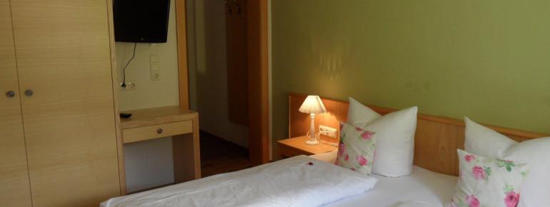 """""""Bergrösle"""" Schlafzimmer Nr. 3"""