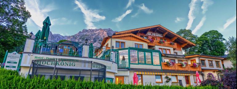 Hotel- Appartements Hochkoenig