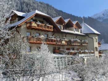 Außenansicht Hotel Alte Mühle