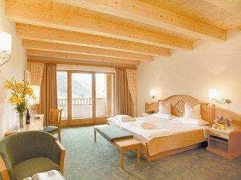 Unsere Doppelzimmer mit Panoramablick