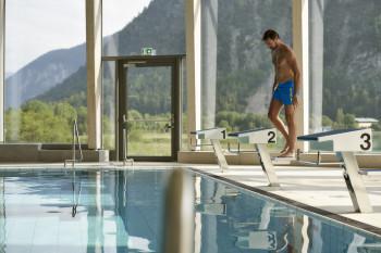 Wellness-Angebot am Achensee