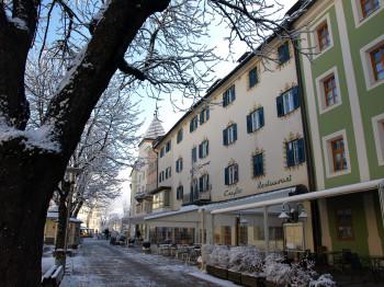 Hotel Corso Bruneck im Zentrum von Bruneck