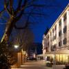 Weihnachtsstimmung am Graben, Hotel Corso im Zentrum von Bruneck