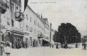 Historisches Restaurant & Hotel Corso in Bruneck