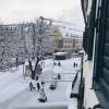 Ausblick vom Hotel Corso auf den Graben Bruneck