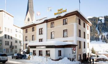 Hotel Davoserhof im Winter