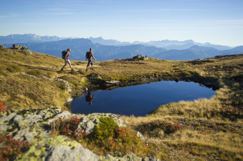 Eine große Auswahl an Sommer- Wander- und Thermenpauschalen wartet auf Sie