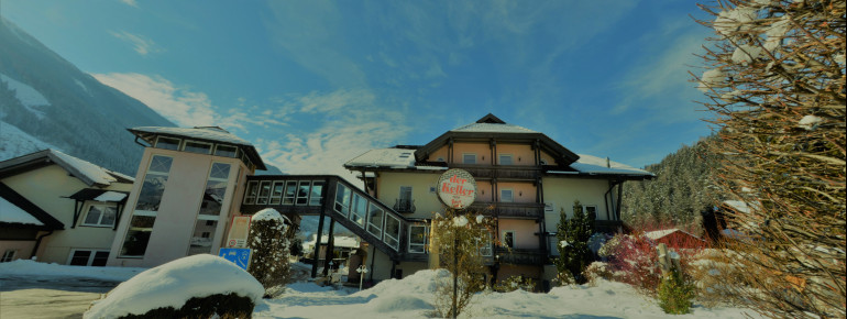 Hotel & Restaurant Flattacher Hof im Winter
