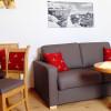 Wohnzimmer Appartement Rubihorn
