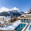 Hotel Goldried im Winter