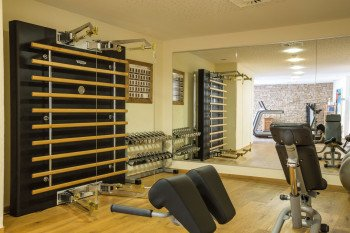 Fitness im Gotthard