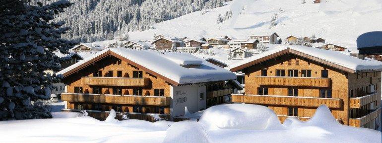 Winterurlaub im Gotthard