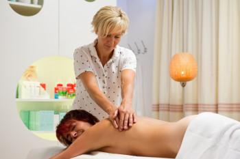 Massage im Hotel Kärntnerhof