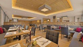 Neuer Restaurantbereich