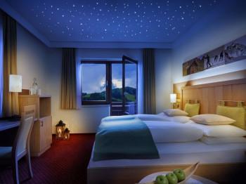 Doppelzimmer Sternenhimmel