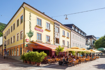 Restaurant -Konditorei Hotel LandgrafSchladming Centrum