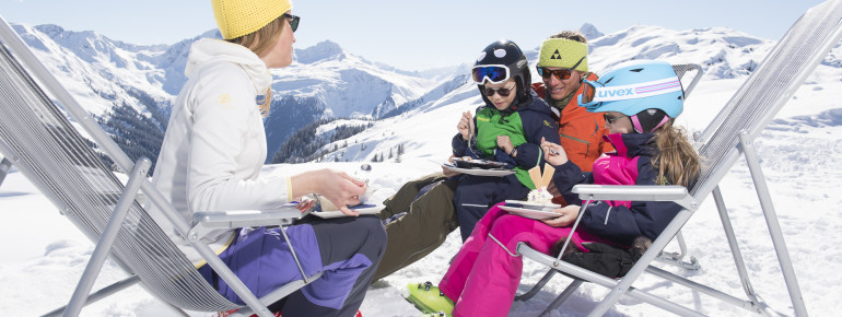 Familien Skitag am Sonnenkopf