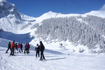 Wintersport im Trend
