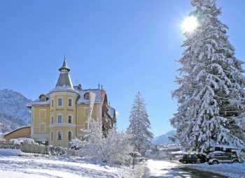 Hotel Monte Sella im Winter
