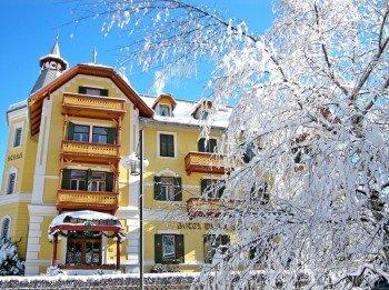 Hotel Monte Sella im Winter