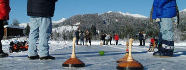 Stocksport am Weissensee