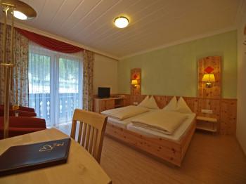 Standard Doppelzimmer mit Balkon