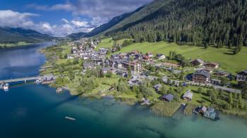 Sommerurlaub in Kärnten am Weissensee