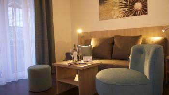 Junior Suiten im Hotel Moser