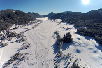 Wintersportparadies Weissensee
