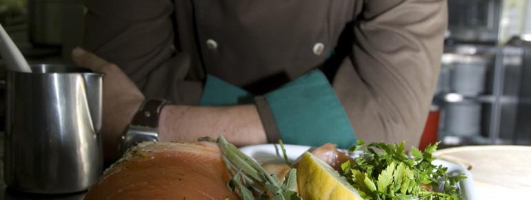 Regionale Küche mit Rafinesse.