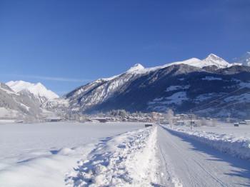 Matrei in Osttirol im Winter