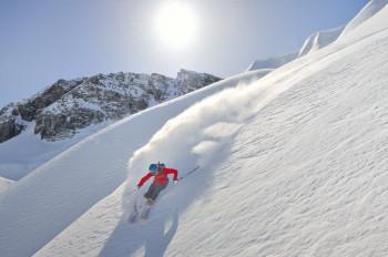 Ski total am Arlberg