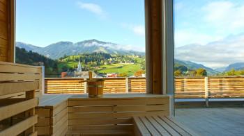 Saunabereich im Hotel Planai