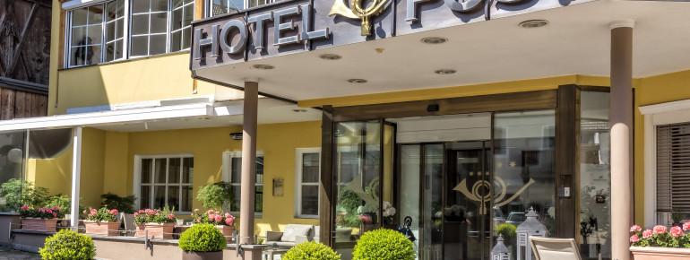 Herzlich Willkommen im Hotel Post Tolderhof!