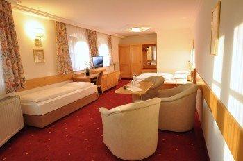 Familienzimmer Hotel Schattauer