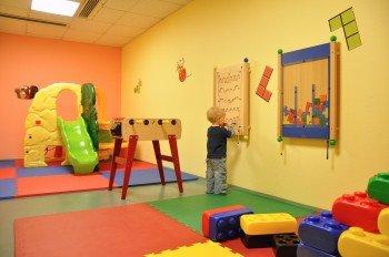Kinderspielraum Hotel Schattauer