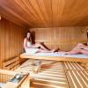 Sauna im Schlossgewölbe