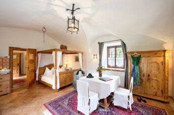 Kemenate im Schloss Thannegg