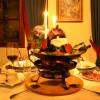 Tatarenhut-Essen im Schloss Thannegg