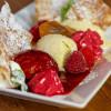 Dessert aus unserm Restaurant