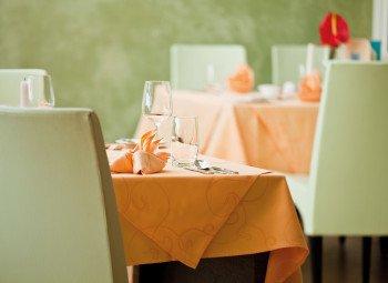 Restaurant im Hotel Seespitz-Zeit
