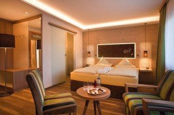Wohnkomfort im Hotel Seespitz-Zeit
