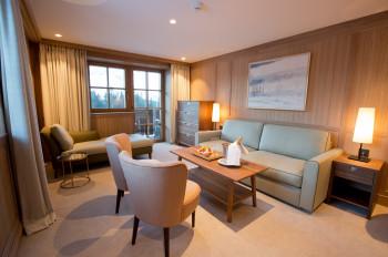 Platin Plus Suite Wohnbereich Stammhaus 5*