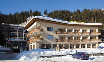 Hotel Strela im Winter