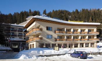Hotel Strela im Winter