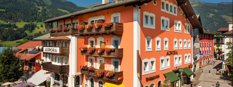 Appartementhaus Aurora Sommer