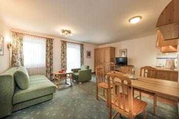 Beispiel Wohnzimmer Appartement