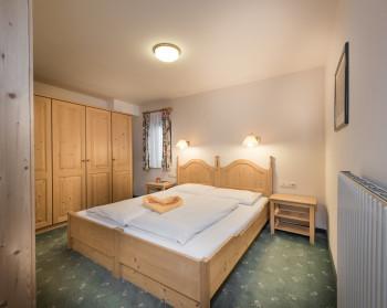 Beispiel Schlafzimmer Appartement
