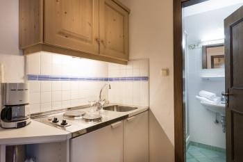 Bespiel Küche Appartement